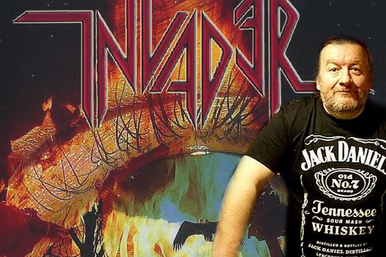 Invader – československá heavymetalová pochoutka