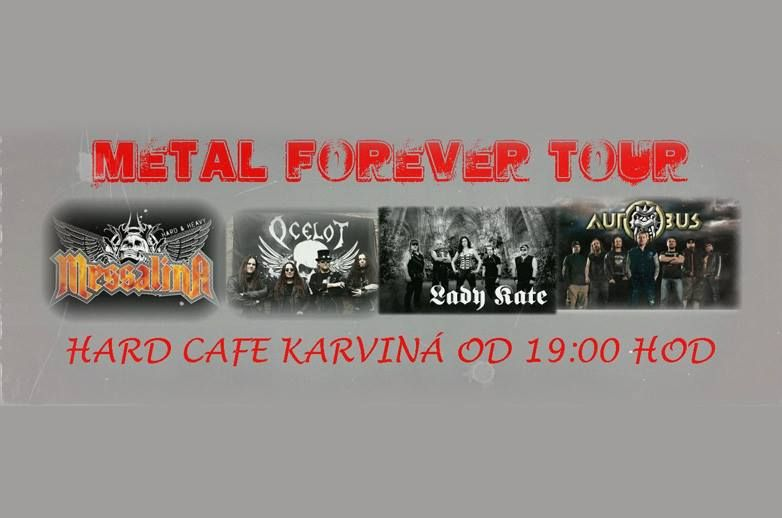 METAL FOREVER TOUR 11.3. 2017