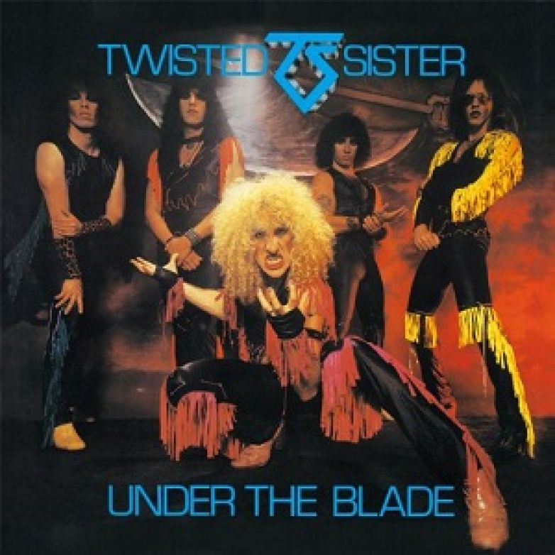 Twisted Sister – Under The Blade