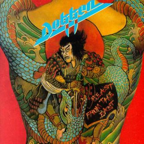 Dokken -Beast from the East live